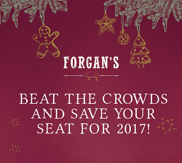 Forgan's Save Your Seat
