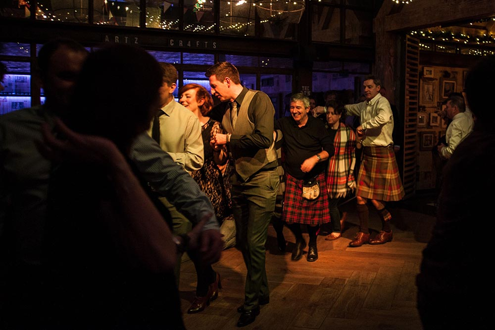 forgan's ceilidh
